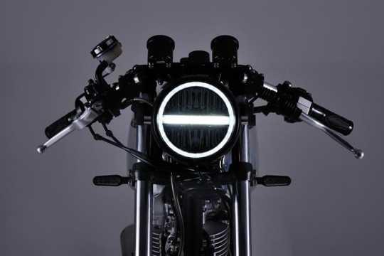 """Daytona Japan Daytona NEO Vintage Scheinwerfer LED,  5-3/4"""", schwarz  - 90-1344"""