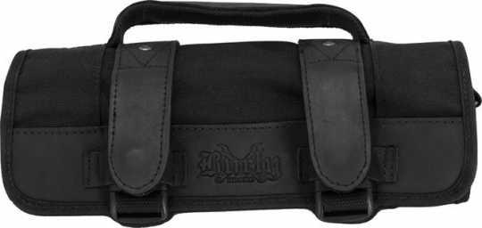 Burly Brand Burly Voyager Werkzeugrolle Cordura schwarz  - 90-1360