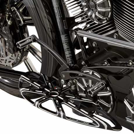Arlen Ness Arlen Ness 10-Gauge Heel/Toe Shifter Black  - 90-1675