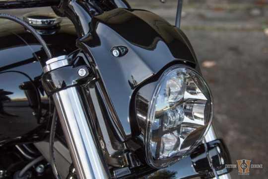 Ricks Motorcycles Rick's Headlamp Mask, GFK  - 90-1731