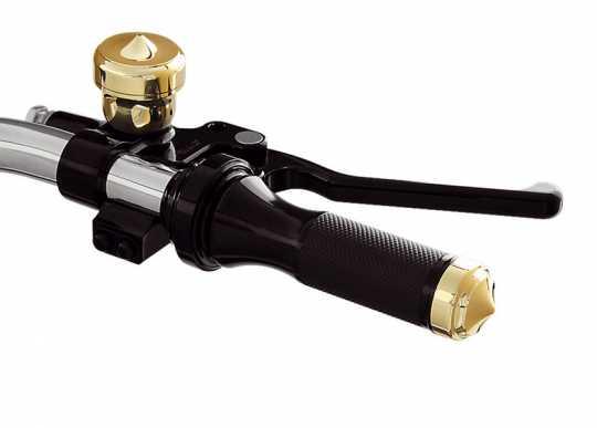 Rebuffini Rebuffini Omega Mini Öltank, Messing poliert  - 90-1804
