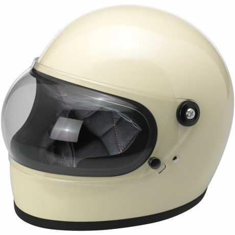 Biltwell Biltwell Gringo S Bubble Shield clear (Anti-Fog) - 90-1996