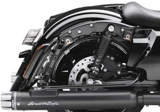 Harley-Davidson Fender Halterung schwarz  - 90201206