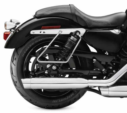 Harley-Davidson Satteltaschenträger chrom  - 90201324