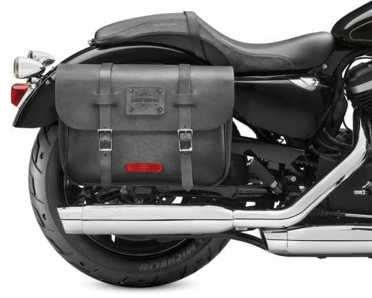 Harley-Davidson Express Rider Ledersatteltaschen Groß  - 90201325