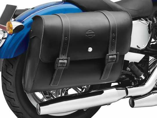 Harley-Davidson Abschließbare Leder-Satteltaschen Abnehmbar  - 90201328