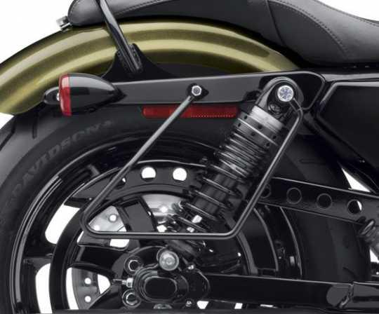 Harley-Davidson Saddlebag Supports. gloss black  - 90201433