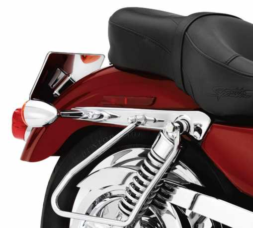 Harley-Davidson Satteltaschenträger chrom  - 90799-94D