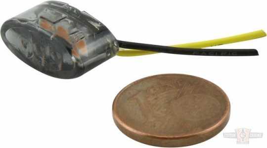 Shin Yo Shin Yo LED Blinker Module Ellipsoid, Smoke  - 91-0863