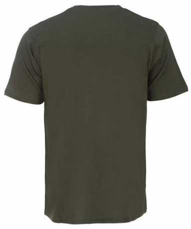 Dickies Dickies T-Shirt Horseshoe Dark Olive M - 91-1218