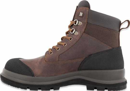 """Carhartt Carhartt Detroit 6"""" Boot Dark Brown  - 91-1826V"""