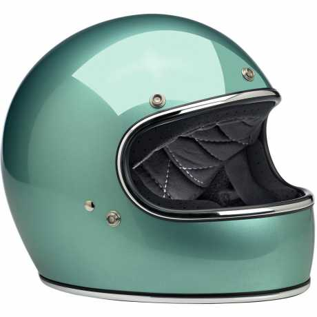 Biltwell Biltwell Gringo Helm ECE Gloss Sea Foam  - 569586V