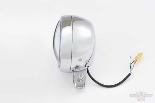 Daytona Japan Daytona LED Headlight 120 mm, chrome  - 91-2425
