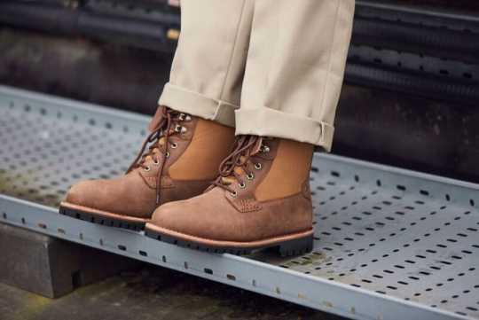 Dickies Dickies Alabama Shoes Brown Duck  - 91-2897V