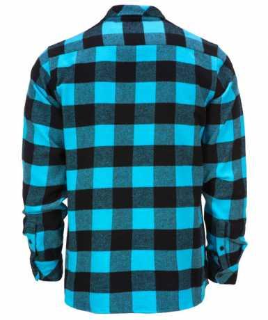 Dickies Dickies Sacramento Flannel Hemd Ocean blau XL - 91-3965