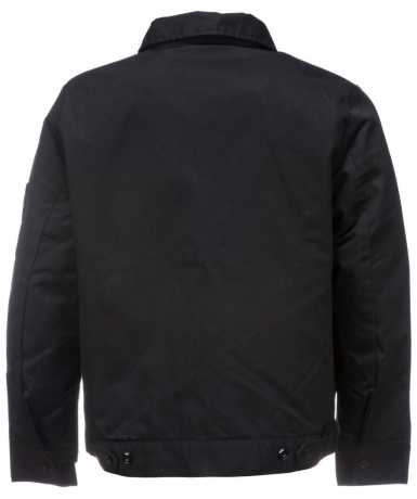 Dickies Dickies Unlined Eisenhower Jacket Black M - 91-4147