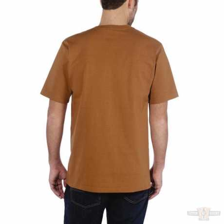 Carhartt Carhartt T-Shirt K87 Icon braun  - 91-4914V