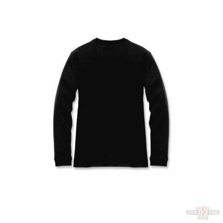 Carhartt Carhartt Damen Longsleeve Workwear Pocket schwarz  - 91-4986V