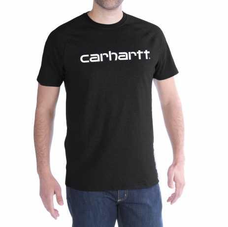 Carhartt Carhartt Force Delmont T-Shirt black S - 91-5079