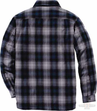 Carhartt Carhartt Hubbard Sherpa Lined Shirt Jac Twilight  - 91-5187V