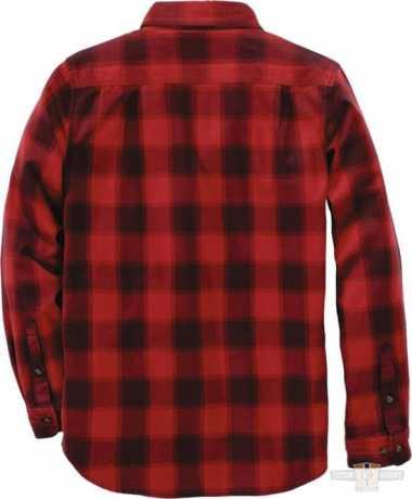 Carhartt Carhartt Hubbard Flannel Shirt Dark Crimson  - 91-5202V
