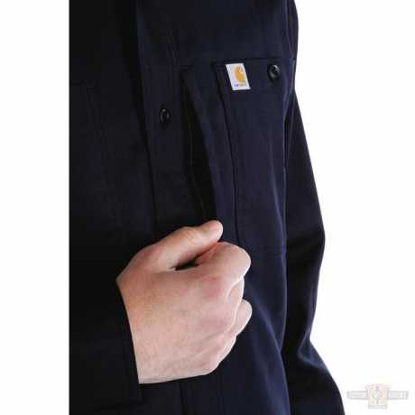 Carhartt Carhartt Rugged Professional™ Long Sleeve Work Shirt Navy  - 91-5232V