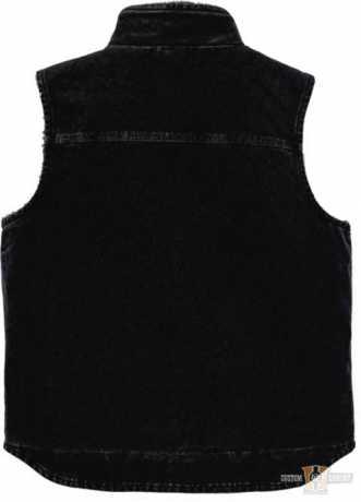 Carhartt Carhartt Mock-Neck Vest Black  - 91-5383V