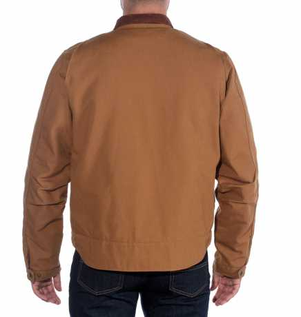 Carhartt Carhartt Duck Detroit Jacket brown  - 91-5430V