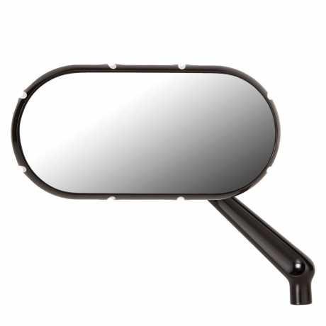 Arlen Ness Arlen Ness 10-Gauge Spiegel rechts, schwarz  - 91-5759