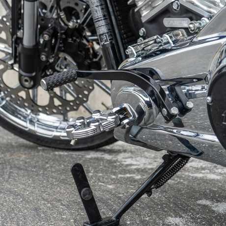 Arlen Ness Arlen Ness AirTrax Shift & Brake Peg chrome  - 91-7558