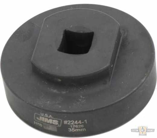 Jims Jims Gabelmutter Socket 35mm  - 91-7614