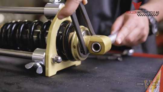 Müller Motorcycle AG Müller Shock-Pressing Tool  - 91-7738