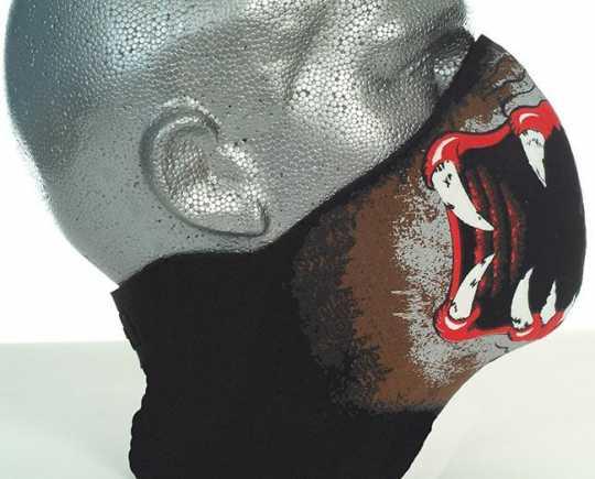 Bandero Bandero Half Face Mask Slayer Longneck  - 910733