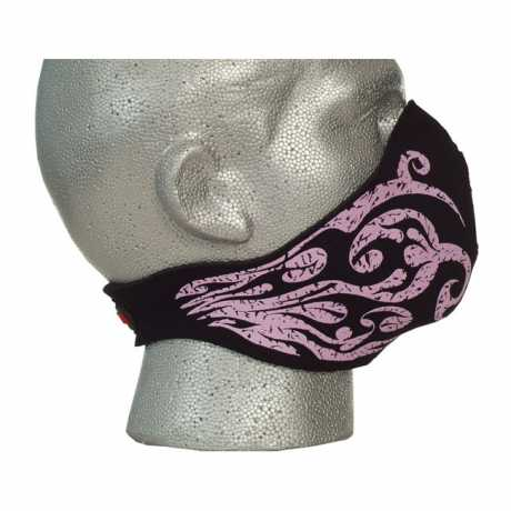Bandero Bandero Gesichtsmaske 1/2 Tribal Flames Ladies  - 910737