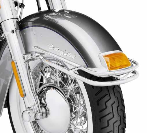 Harley-Davidson Frontfender Bügel, chrom  - 91080-93
