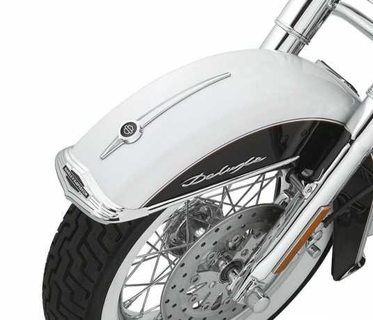 Harley-Davidson Bar & Shield Frontfender-Zierleiste Groß  - 91195-04