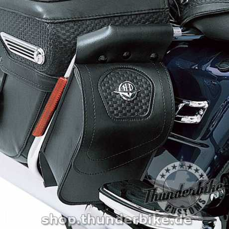 Harley-Davidson Road King Classic Saddlebag Guard Bag - Right Side  - 91220-98
