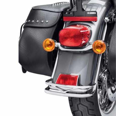 Harley-Davidson Rear Fender Rail, chrome  - 91402-00