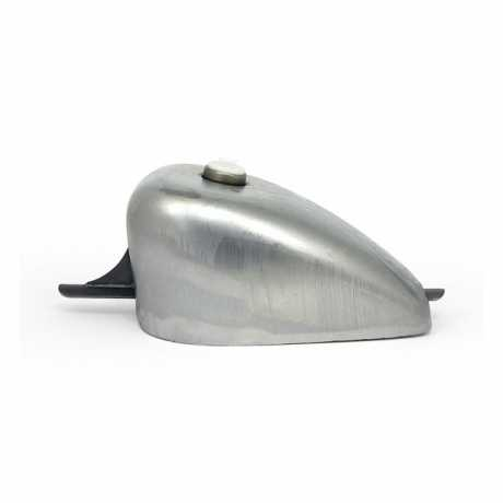 Motorcycle Storehouse Gas Tank Custom Low Tunnel 3.5 Gallon  - 914125