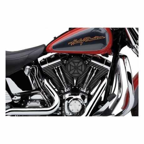 Cobra USA Cobra Naked Air Cleaner Kit Cross Black  - 915954