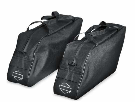 Harley-Davidson Travel-Pak Innentaschen für Leder Satteltaschen  - 91887-98