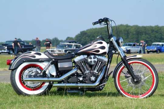 Thunderbike Anbausatz Street Devil Tapered Auspuff  - 92-75-040