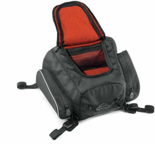 Harley-Davidson Onyx Premium Luggage Tail Bag  - 93300106