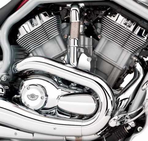 Harley-Davidson Hardware Kit Clutch Housing and Water Pump, chrome  - 94002-03