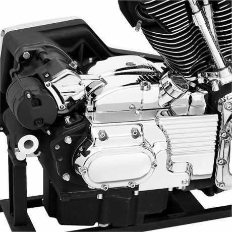 Harley-Davidson Schrauben Kit Getriebe, chrom  - 34856-06A