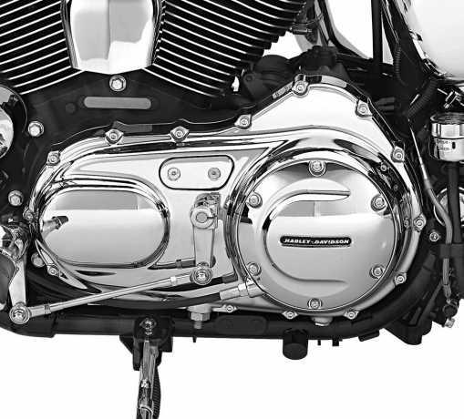 Harley-Davidson Schrauben Kit Primärdeckel chrom  - 94281-04