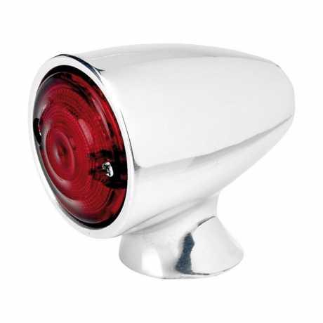 Biltwell Biltwell LED Rücklicht Bullet poliert  - 942970
