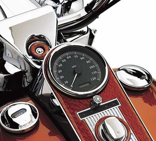 Harley-Davidson Konsolenmutter Bullseye  - 94755-99