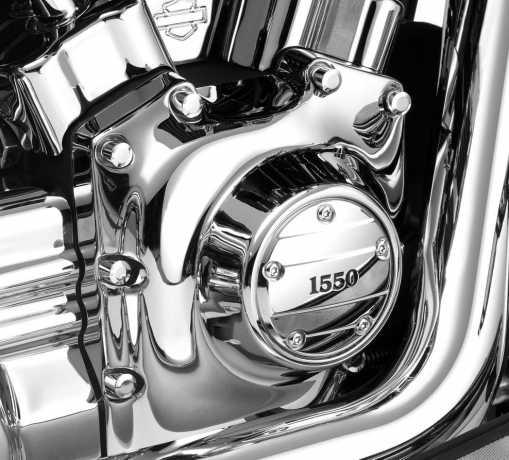 """Harley-Davidson Schraubenkappen für Innensechskant 3/8"""" chrom  - 94834-02"""