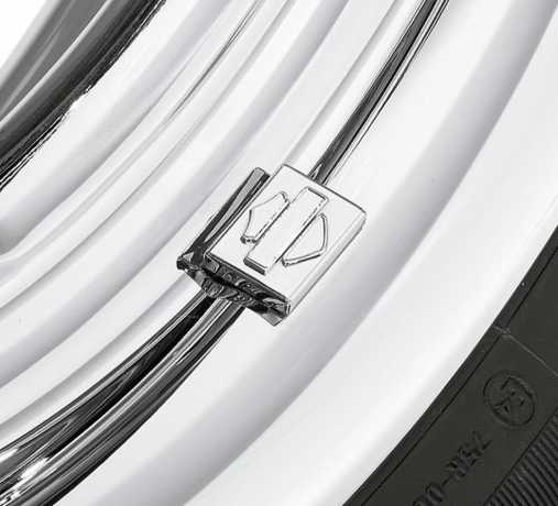 Harley-Davidson Dekorative Radgewichte 1/2 oz Bar & Shield  - 95615-04